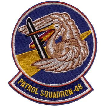VP-48 Patrol Squadron Second Version Patch