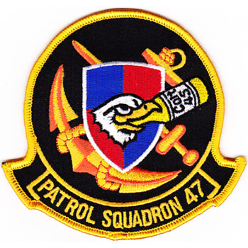 VP-47 Patch Colt 45