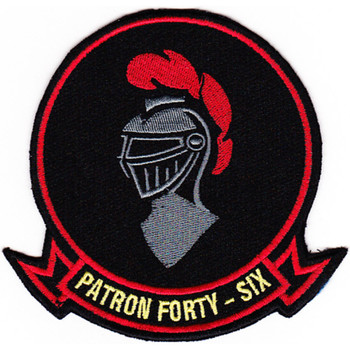 VP-46 Patch The Grey Knights