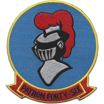 VP-46 Patrol Squadron Second Version Patch