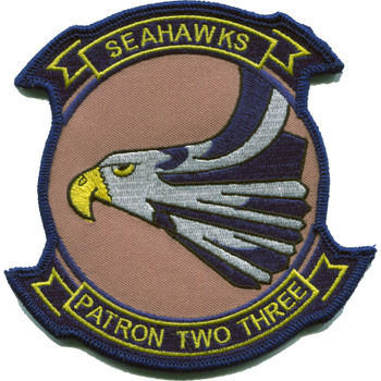 VP-23 Patrol Squadron Patch