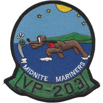 VP-203 Patrol Squadron Patch