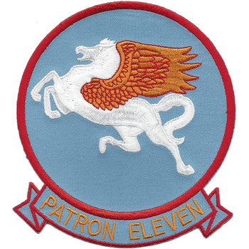 VP-11 Patch Proud Pegasus
