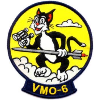 VMO-6 Patch Tomcats