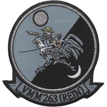 VMM-263 Medium Tiltrotor Squadron Patch