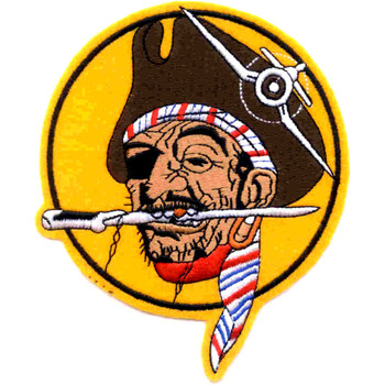 VMF-512 Fighter Squadron Patch Fighting Pirates