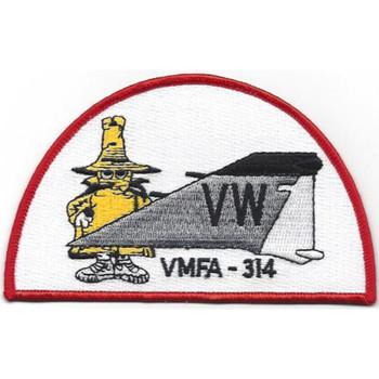 VMFA-314 Fighter Attack Squadron Patch