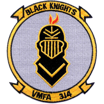 VMFA-314 Marine Fighter Attack Squadron Patch