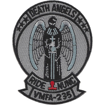 VMFA-235 Fighter Attack Squadron A Version Patch