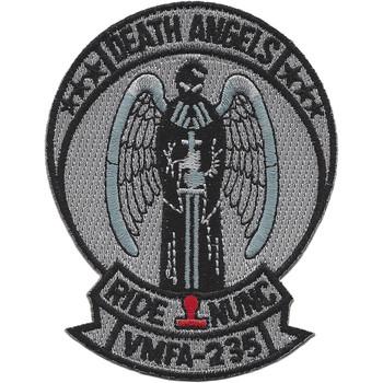 VMFA-235 Fighter Attack Squadron A Version Patch