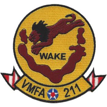 VMFA-211 F-35 SQD