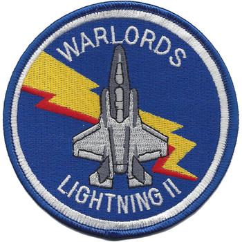 VMFAT-501 F-35 Patch