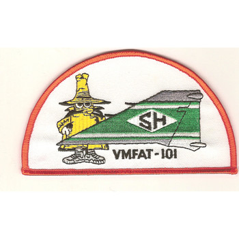 VMFAT-101 Fighter Attack Training Squadron Phantom Tail Patch