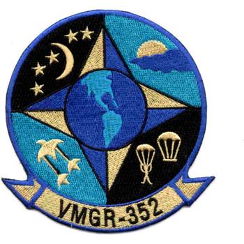 VMGR-352 Patch Raiders 1960s