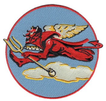 302nd Fighter Squadron Tuskegee Airmen Patch