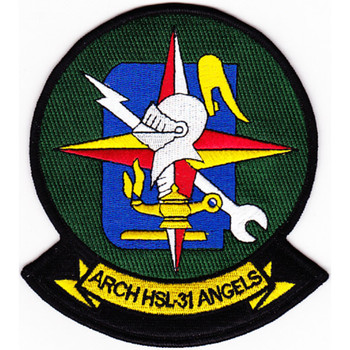HSL-31 Patch Arch Angels