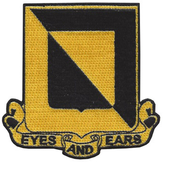 49th Reconnaissance Cavalry Battalion Patch
