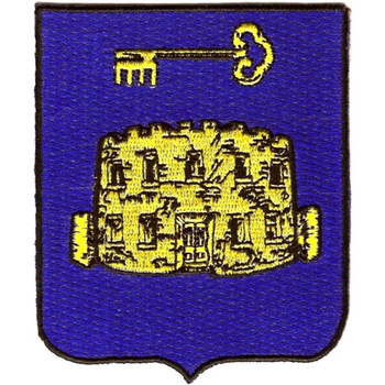 49th Infantry Regiment Patch