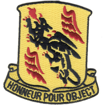 81st Airborne Anti-Aircraft Artillery Battalion Patch