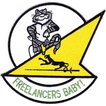VF-21 Patch Freelancers - Tom Cat