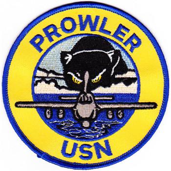 Gruman Ea-6B Prowler Round Patch