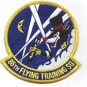 86th Flying Training Squadron Patch - Version B