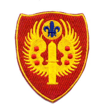 463rd Airborne Field Artillery Battalion Patch