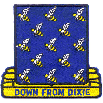 485th Infantry Regiment Patch