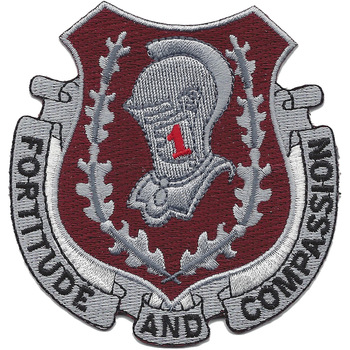 1st Medical Brigade Patch