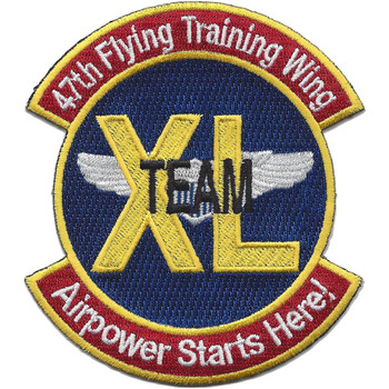 47th Flying Training Wing Patch