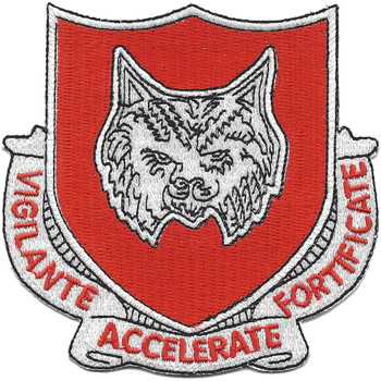 477th Anti Aircraft Field Artillery Battalion Patch