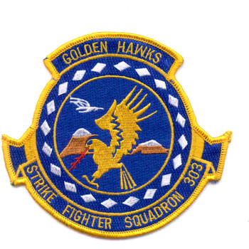 VFA-303 Patch Golden Hawks