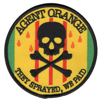 Vietnam Agent Orange Patch