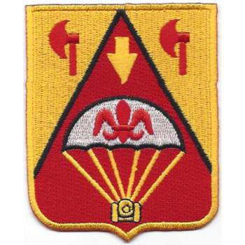 466th 550th Field Artillery Parachute Battalion Patch