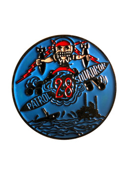 VP-28 Privateer Pin