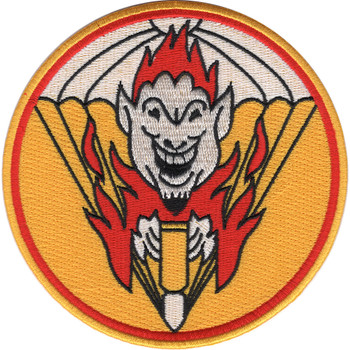 462nd Parachute Field Artillery Battalion Patch Version B
