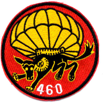 460th Airborne Field Artillery Battalion Patch - A Version