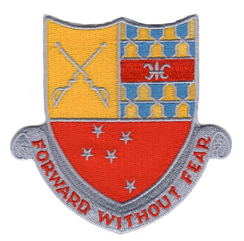 745th AAA Gun Battalion Patch