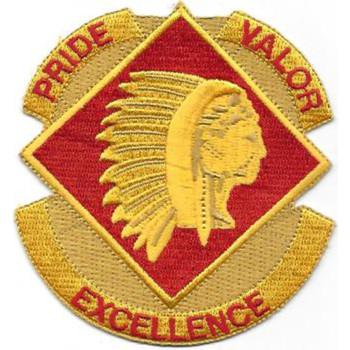 45th Field Artillery Brigade Patch DUI