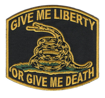 Give Me Liberty Or Give Me Death Patch