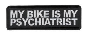 My Bike Is My Psychiatrist