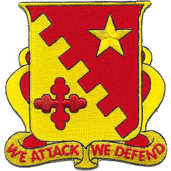 457th Anti-Aircraft Artillery Battalion Patch