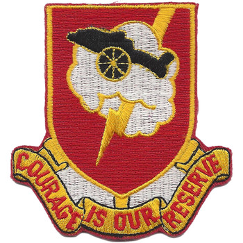 457th Airborne Field Artillery Battalion-COURAGE