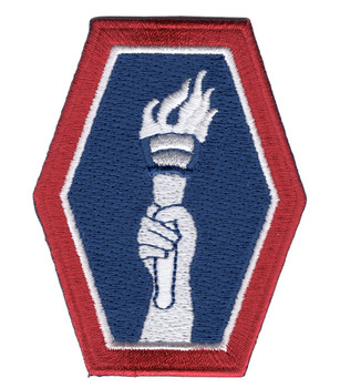 442nd Airborne Infantry Regimental Combat Team Patch New