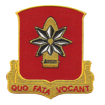 43rd Field Artillery Battalion Patch