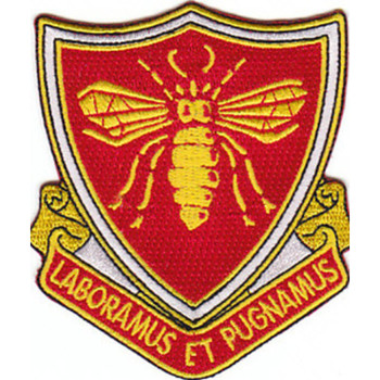 439th Engineering Battalion Patch