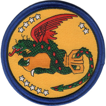 425th Bombardment Squadron WWII Patch