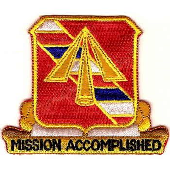 41st Field Artillery Regiment Patch