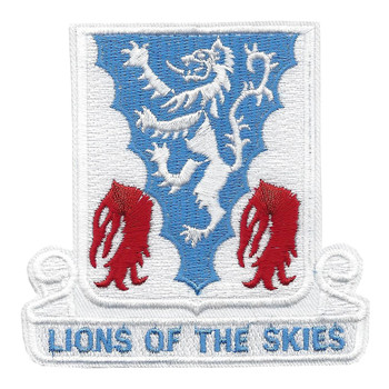 401st Glider Infantry Regiment Patch