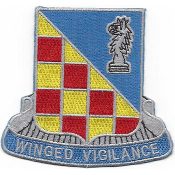 3rd Military Intelligence Battalion Patch